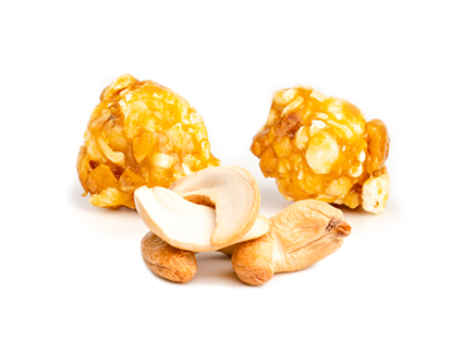 Picture of Cashew Caramel Popcorn